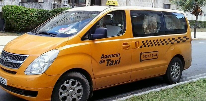 Cómo ir de La Habana a Varadero en taxi