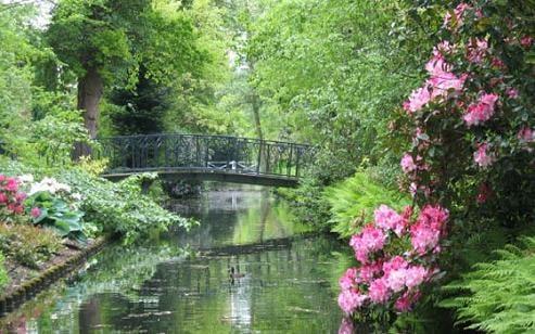 1124 Un paseo a West Wycombe Park