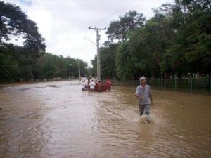inundaciones venezuela