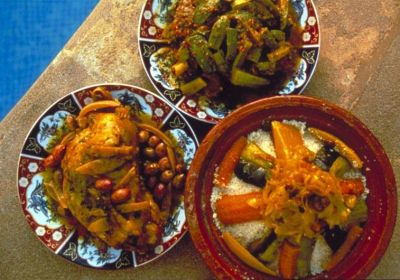 Cocina Marruecos | Las Especias En La Comida Marroqui