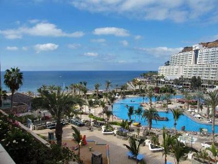 Hotel paradise lago taurito en gran canaria for Piscina lago taurito