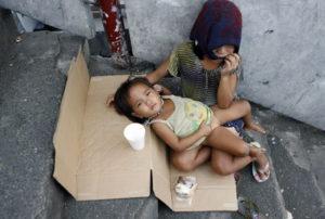 Pobreza en Manila