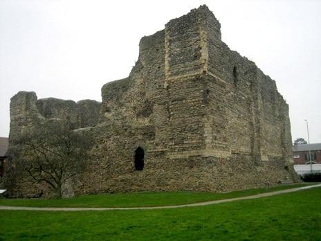 Canterbury Castle El Castillo de Canterbury