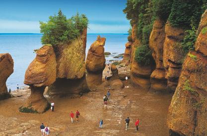 Bahía de Fundy Bahía de Fundy en Canadá