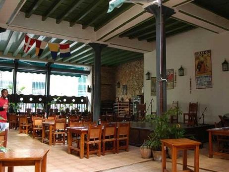 Restaurante El Mesón de la Flota Habana