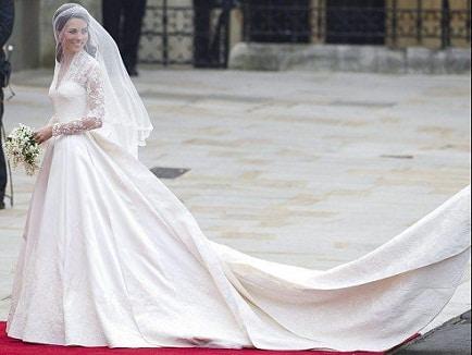 Vestido de novia de kate middleton wikipedia