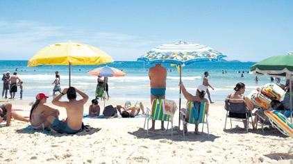 Brasil y sus playas para familias for Hoteles para familias en la playa