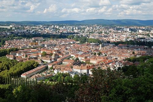 Qué ver en Francia: Besançon