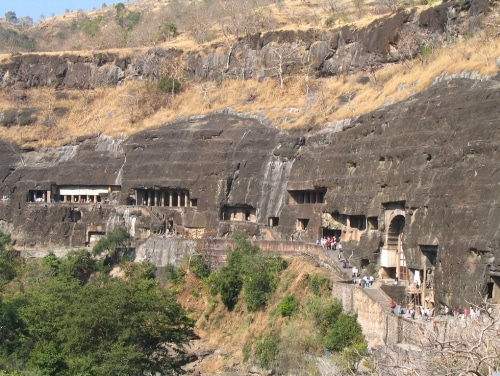 India: La Milenaria y misteriosa   Ajanta