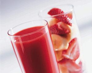 batido fresa