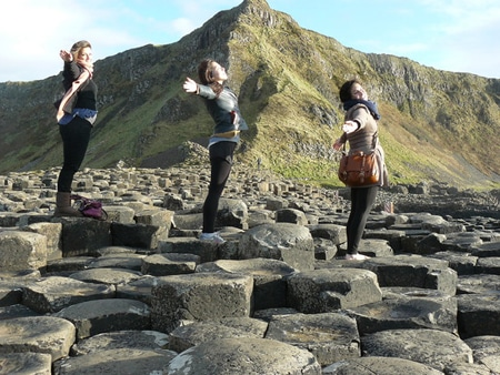 Tour desde dublin a la calzada del gigante for Oficina de turismo de irlanda