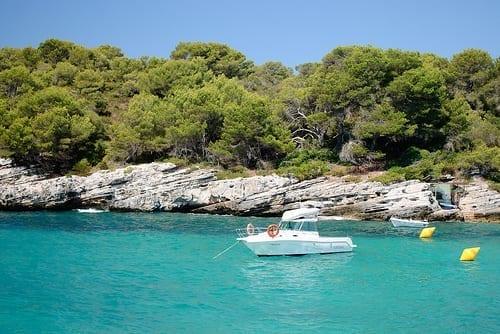 isla menorca