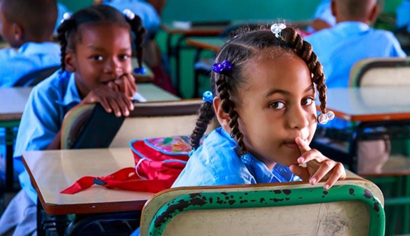 Personas negras en El Caribe