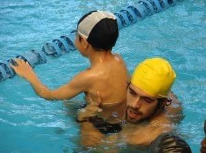 natacion para jovenes