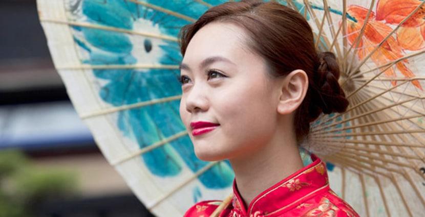 Chica china