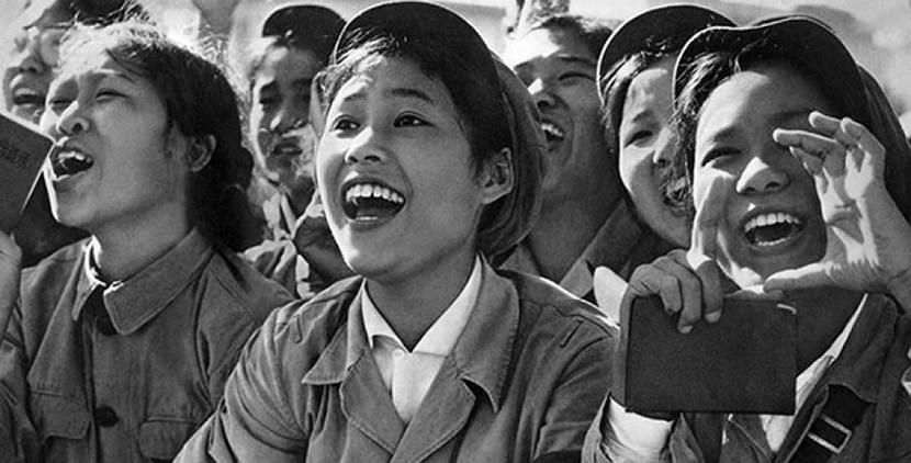 revolucionarias chinas