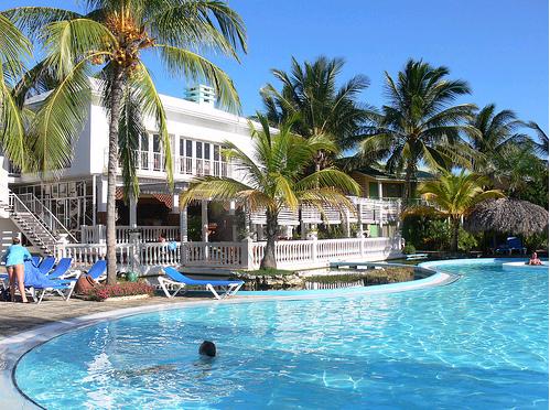 hoteles de sol: