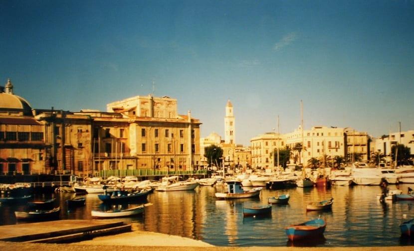 Puerto de Bari