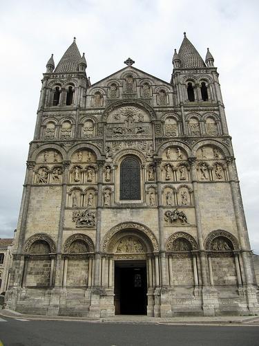 La Catedral de Angulema