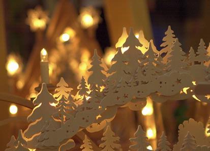 Los tradicionales adornos navide os de alemania - Los adornos navidenos ...
