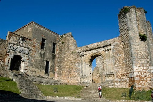 Ruinas de San Fracisco, Zonal Colonial de Santo Domingo