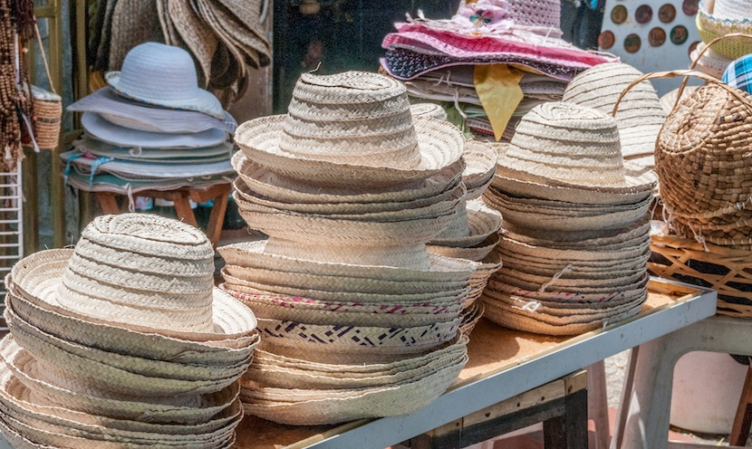 Sombreros de cogollo