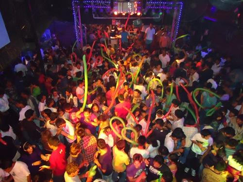 Discoteca en Santo Domingo - República Dominicana
