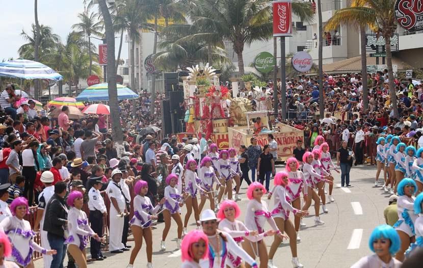 Carnaval, una de las fiestas de Veracruz más importantes