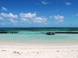 Playa de Guadalupe de ensueño