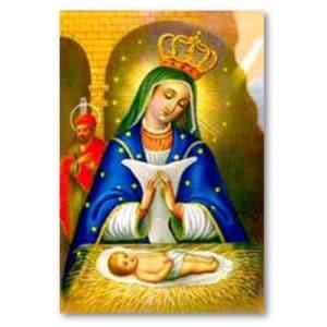Virgen de la Altagracia Madre Protectora de la República Dominicana