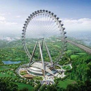Gran noria de Beijing 1