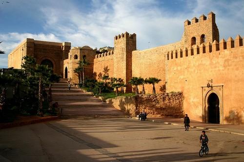 El museo oudaias en rabat for Educacion exterior marruecos