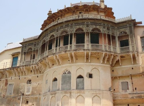 Palacio de Ramnagar El Palacio de Ramnagar en la bella Benares
