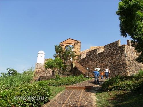 Castillos de Guayana en venezuela