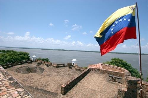 Castillos de Guayana, Venezuela