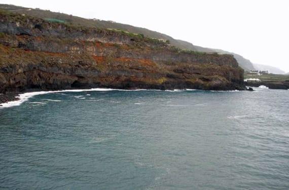 Playa de San Marcos en Icod de los Vinos