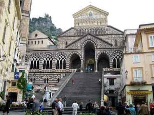 Catedral Amalfi