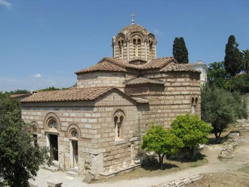 Iglesia de los Santos Apostoles