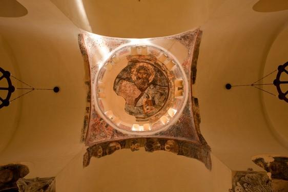 interior de la Iglesia de los Santos Apóstoles