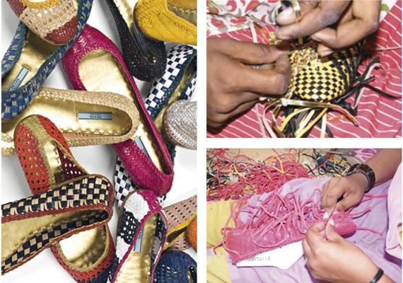 Prada manufactura sus productos en la india - Productos de la india ...