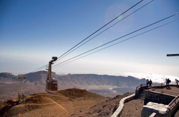 Funicular de El Teide