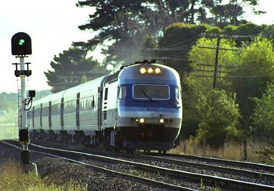 trenes CountryLink