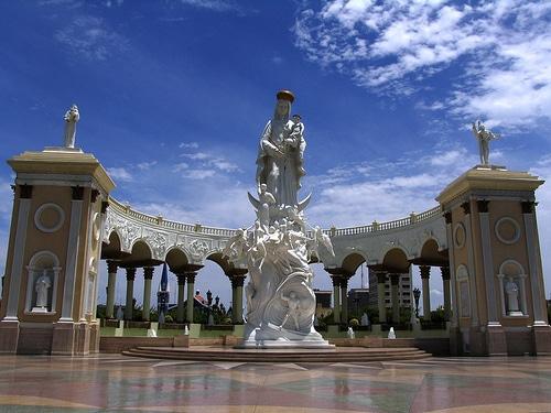 Monumento en Maracaibo, Venezuela