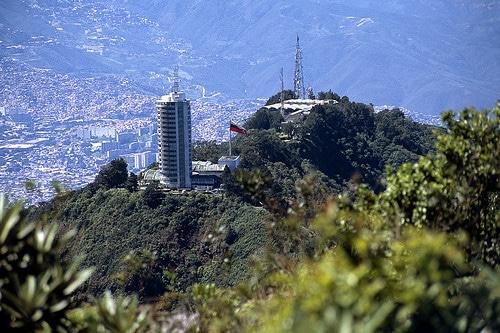 Hotel Humboldt y Teleférico de Caracas