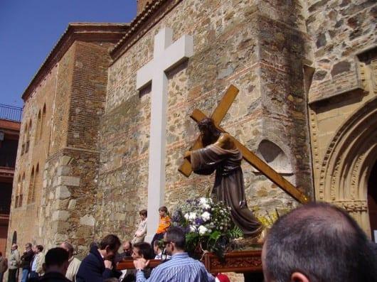 Procesion Casas de don Pedro