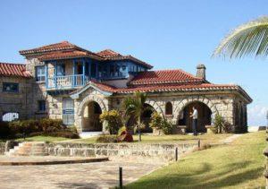 Casa de Al Capone en Varadero 1