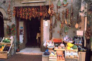 compras en Sicilia