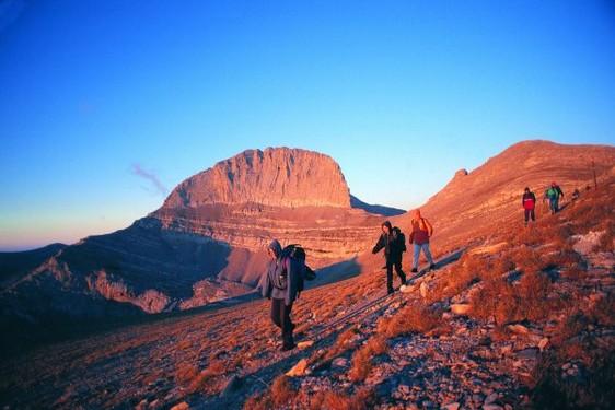 escalar Monte Olimpo 2