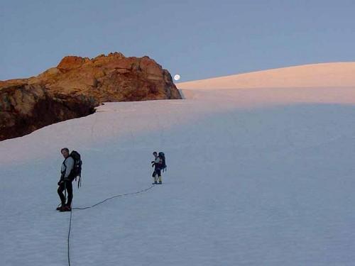escalar el Monte Olimpo