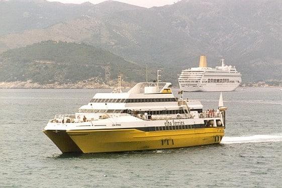 ferry Elba Express